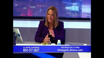Omega XL TV Spot, 'Secretos de salud' con Ana Maria Polo [Spanish]