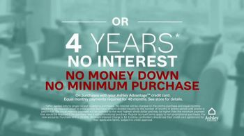 Ashley Furniture Homestore TV Spot, 'New, Now Wow: 25% Off' - Thumbnail 5
