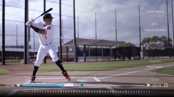 Blast Baseball 360 TV Spot, 'Swing' Featuring Carlos Correa - 204 commercial airings