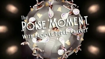 Poise Pads TV Spot, 'The Poise Moment' Featuring Brooke Burke-Charvet - Thumbnail 1