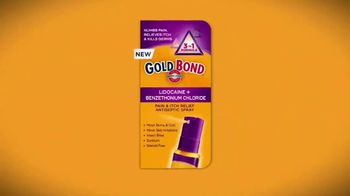 Gold Bond Pain & Itch Relieve Antiseptic Spray TV Spot, 'Relief' - Thumbnail 4