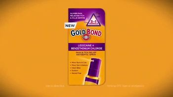Gold Bond Pain & Itch Relieve Antiseptic Spray TV Spot, 'Relief' - Thumbnail 5