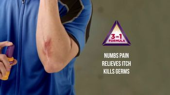 Gold Bond Pain & Itch Relieve Antiseptic Spray TV Spot, 'Relief' - Thumbnail 8