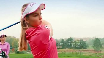 SKECHERS GO GOLF TV Spot, 'Comfort' Featuring Brooke Henderson - 925 commercial airings