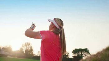 SKECHERS GO GOLF TV Spot, 'Comfort' Featuring Brooke Henderson - Thumbnail 3