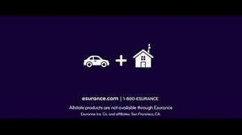 Esurance Mobile App TV Spot, 'Haunted House' - Thumbnail 10