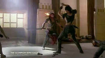 Crackle.com TV Spot, 'The Scorpion King Saga' - Thumbnail 4