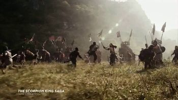 Crackle.com TV Spot, 'The Scorpion King Saga' - Thumbnail 5