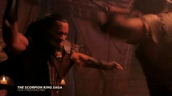 Crackle.com TV Spot, 'The Scorpion King Saga' - Thumbnail 7