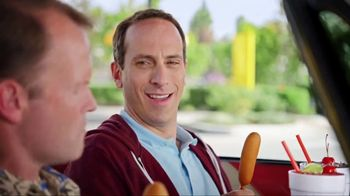 Sonic Drive-In 50-Cent Corn Dogs TV Spot, 'Fun on a Stick' - Thumbnail 4