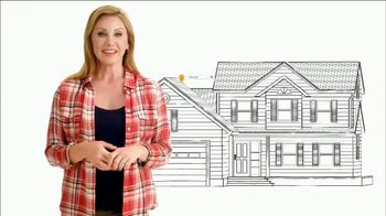HomeAdvisor TV Spot, \'Basic Repairs to Remodels\' Featuring Amy Matthews