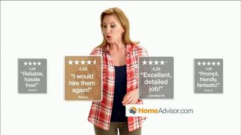HomeAdvisor TV Spot, 'Basic Repairs to Remodels' Featuring Amy Matthews - Thumbnail 3