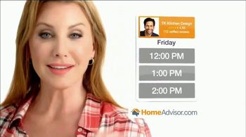 HomeAdvisor TV Spot, 'Basic Repairs to Remodels' Featuring Amy Matthews - Thumbnail 4