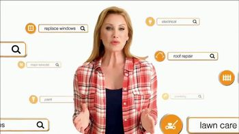HomeAdvisor TV Spot, 'Basic Repairs to Remodels' Featuring Amy Matthews - Thumbnail 5