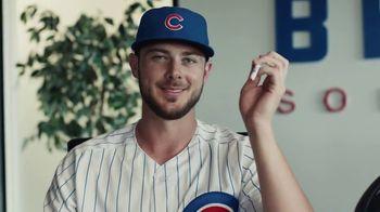 MLB TV Spot, 'Bryzzo Intern' Feat. Kris Bryant, Anthony Rizzo, David Ross - 40 commercial airings