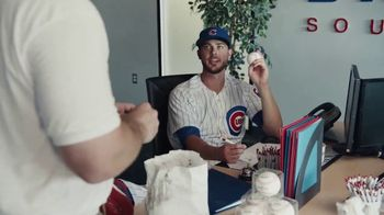 MLB TV Spot, 'Bryzzo Intern' Feat. Kris Bryant, Anthony Rizzo, David Ross - Thumbnail 9