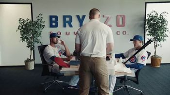 MLB TV Spot, 'Bryzzo Intern' Feat. Kris Bryant, Anthony Rizzo, David Ross - Thumbnail 7