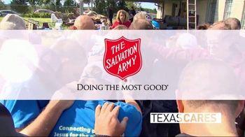 The Salvation Army TV Spot, 'ABC 8 Dallas: Texas Cares' - Thumbnail 9