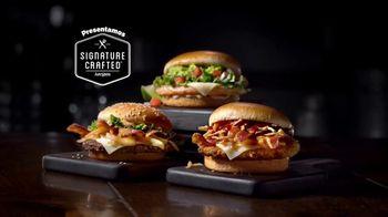 McDonald's Signature Crafted Recipes TV Spot, 'Tocino ahumado' [Spanish] - Thumbnail 1
