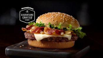 McDonald's Signature Crafted Recipes TV Spot, 'Tocino ahumado' [Spanish] - Thumbnail 2