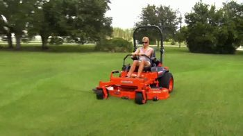 Kubota Orange Opportunity Sales Event TV Spot, 'Z700 Series Mowers'