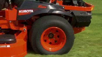 Kubota Orange Opportunity Sales Event TV Spot, 'Z700 Series Mowers' - Thumbnail 2