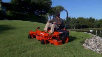 Kubota Orange Opportunity Sales Event TV Spot, 'Z700 Series Mowers' - Thumbnail 4