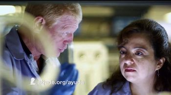 St. Jude Children's Research Hospital TV Spot, 'La misión' [Spanish] - Thumbnail 5