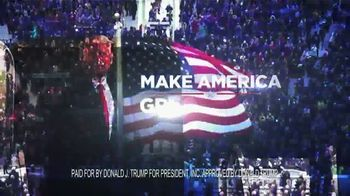 Donald J. Trump for President TV Spot, 'First 100 Days' - Thumbnail 8