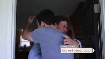 Carpe Antiperspirant Hand and Foot Lotion TV Spot, 'Real Carpe User: Joe' - Thumbnail 4