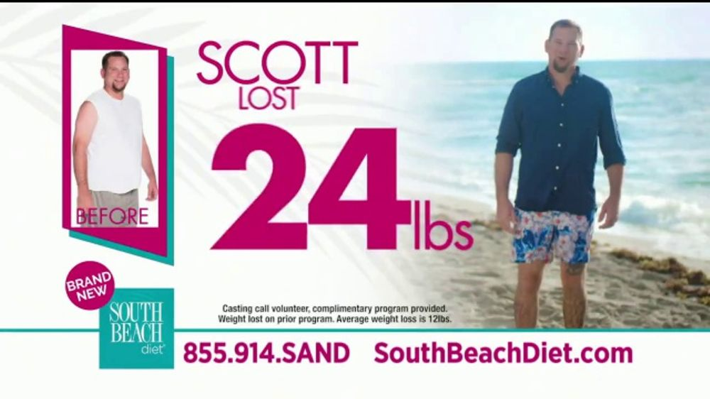 South Beach Diet TV Commercial, 'Foolproof'