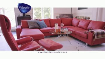 Ekornes Stressless TV Spot, 'Ease Into Comfort' - Thumbnail 1