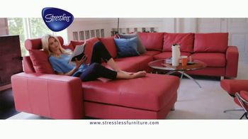 Ekornes Stressless TV Spot, 'Ease Into Comfort' - Thumbnail 2