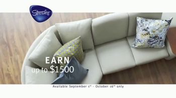 Ekornes Stressless TV Spot, 'Ease Into Comfort' - Thumbnail 4