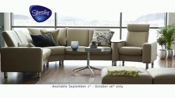 Ekornes Stressless TV Spot, 'Ease Into Comfort' - Thumbnail 5