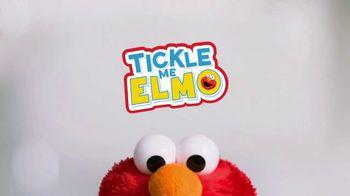 Tickle Me Elmo TV Spot, 'The Laugh Is Back'