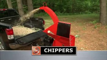 DR Power Chipper TV Spot, 'Recycle Organic Yard Waste'