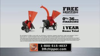 DR Power Chipper TV Spot, 'Recycle Organic Yard Waste' - Thumbnail 8