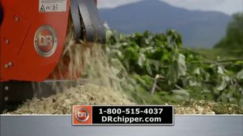 DR Power Chipper TV Spot, 'Recycle Organic Yard Waste' - Thumbnail 4