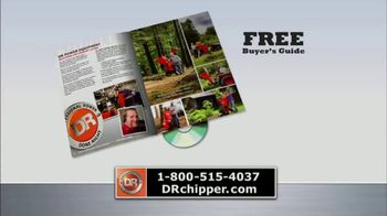 DR Power Chipper TV Spot, 'Recycle Organic Yard Waste' - Thumbnail 7
