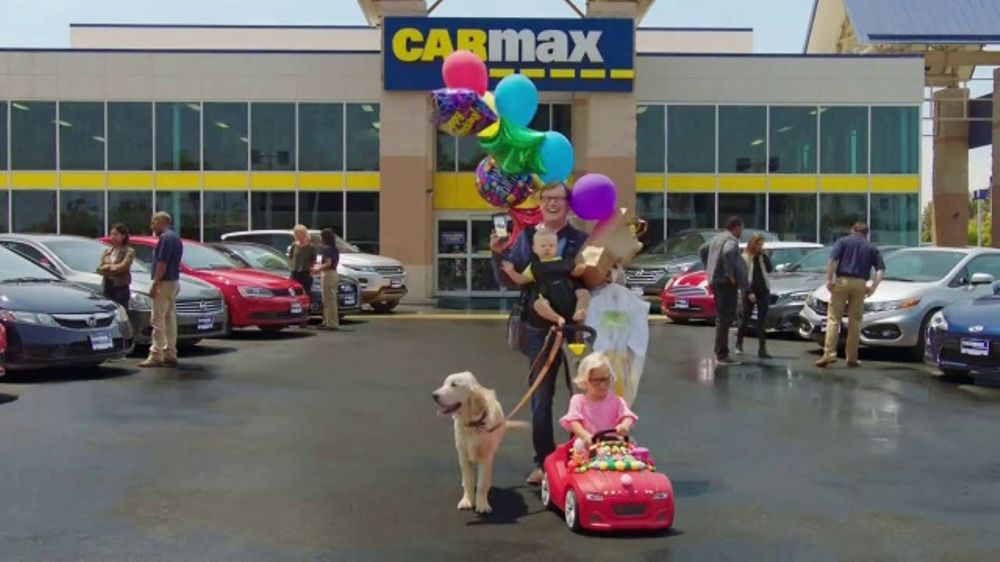 Does Carmax Buy Cars: CarMax TV Commercial, 'Quality Time With The Kids