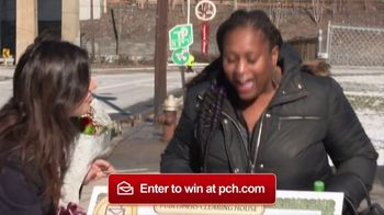 Publishers Clearing House TV Spot, 'Introducing A'