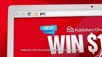 Publishers Clearing House TV Spot, 'Introducing A' - Thumbnail 7
