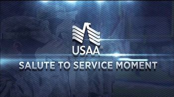 USAA TV Spot, 'Salute to Service: NFL Honors the Military' - Thumbnail 1