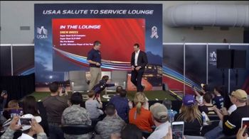USAA TV Spot, 'Salute to Service: NFL Honors the Military' - Thumbnail 3