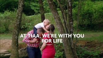 TIAA-CREF TV Spot, 'With You for Life'
