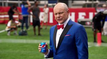 Pepsi TV Spot, 'The Fun Doesn't End Zone: Joe Staley's Dream' - Thumbnail 1