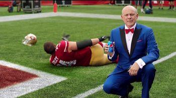 Pepsi TV Spot, 'The Fun Doesn't End Zone: Joe Staley's Dream' - Thumbnail 4