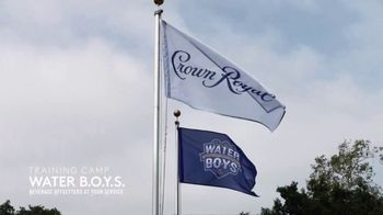 Crown Royal TV Spot, 'Water B.O.Y.S.' - Thumbnail 1