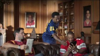 2017 Nissan Rogue TV Spot, 'Go Blue' Featuring Desmond Howard, Eddie George [T2] - Thumbnail 1